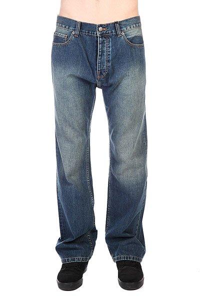 Джинсы широкие Dickies Pensacola Denim Antique Wash<br><br>Цвет: синий<br>Тип: Джинсы широкие<br>Возраст: Взрослый<br>Пол: Мужской