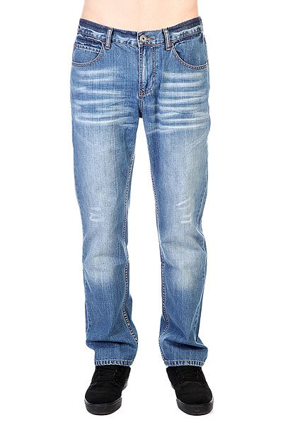 Джинсы прямые Dickies Dreadful 9213 Stonewashed Vintage Finish