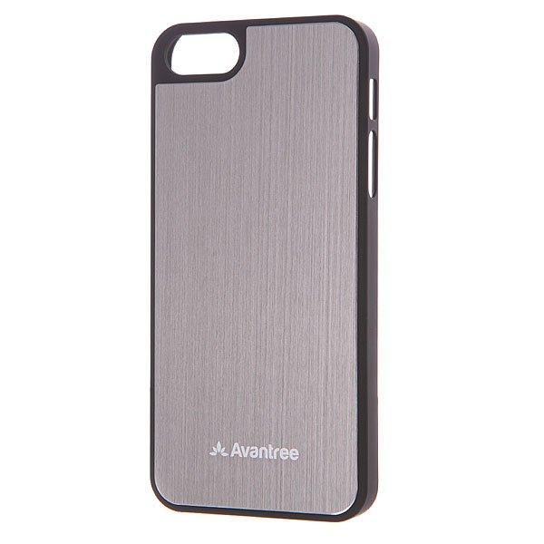 Чехол для Iphone 5 Avantree Ksmt If5E Blk Grey