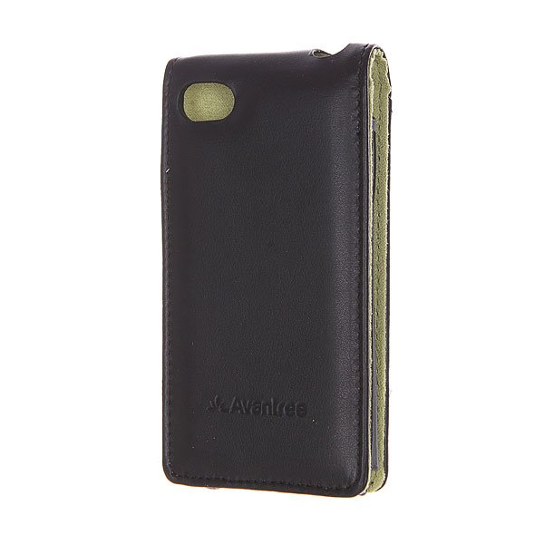 Чехол для Iphone 4/4S Avantree Kslt If4 001 Black