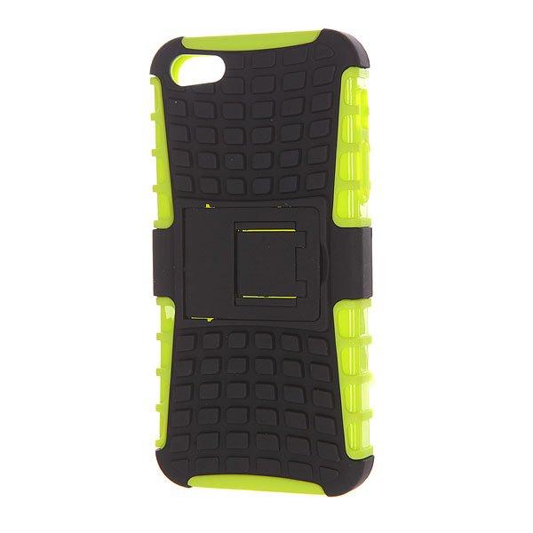 Чехол для Iphone 5 Avantree Kspc If5F Bgr Black/Green
