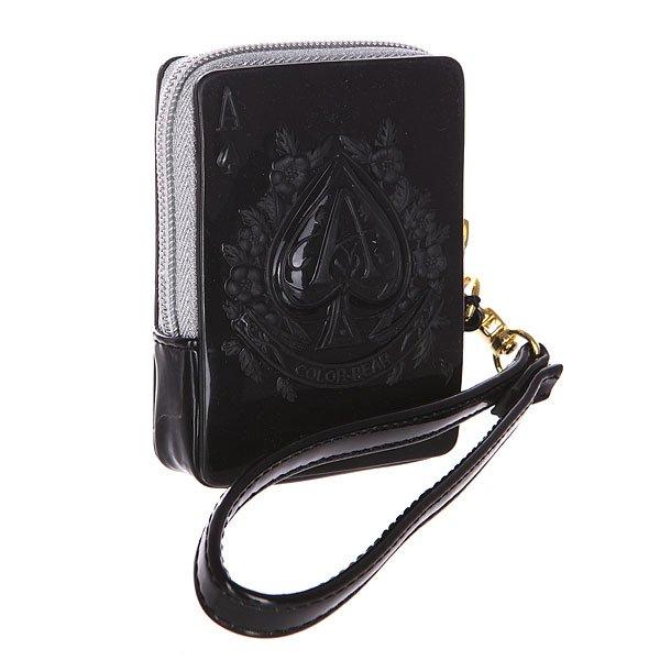 Сумка женская Adamo 3D Poker Ace BlackУникальная сумка Adamo 3D с уникальным 3D дизайном – специально для тех, кто ценит свою неповторимость и неординарность. Характеристики: Верх из пластика.  Внутренняя подкладка из тафты.  Застежка - молния.  Внутренний карман для телефона. Съемный кистевой ремешок.<br><br>Цвет: черный<br>Тип: Сумка<br>Возраст: Взрослый<br>Пол: Женский