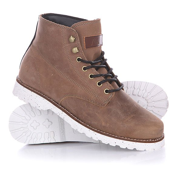 Ботинки Quiksilver Gage Brown/White
