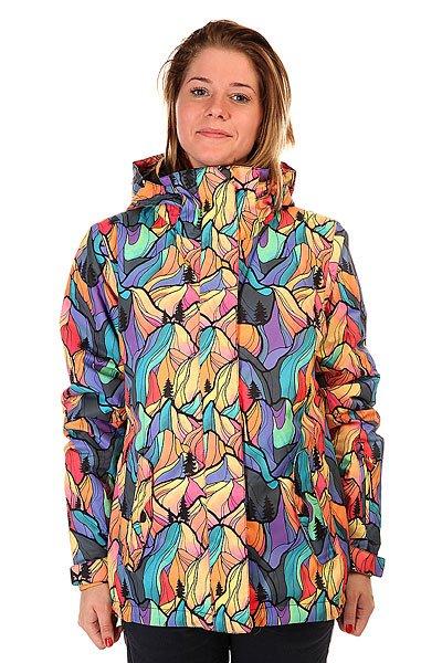 Куртка женская Roxy Jetty Woodsey