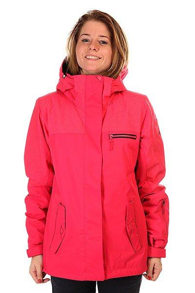 Куртка женская Roxy Jetty Solid Azalea