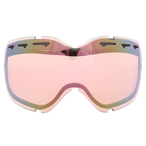 Линза для маски Oakley Repl. Lens Stockholm Dual Vented /Vr50 Pink IridiumДвойные линзы с противотуманным F3 Anti-fog покрытием изготовлены из материала Plutonite®, благодаря чему блокируется 100% вредного УФ-излучения. Технология изготовления High Definition Optics® придаёт линзам непревзойдённую ясность и чёткость обзора.                                                                                                                Технические характеристики: Линзы высокой чёткости High Definition Optics®.Двойной дизайн линз с изгибом, повторяющим контуры глаза, благодаря чему расширяется периферический обзор и уменьшается искажение.100% защиты от УФ-лучей (UVA, UVB и UVC).Двойные линзы с противотуманным F3 Anti-fog покрытием.Оптическая точность и производительность линз соответствуют стандарту качества ANSI Z80.3.Материал линз - Plutonite®.Вентиляционные отверстия в верхней части линзы.Для моделей масок Stockholm.<br><br>Цвет: розовый<br>Тип: Линза для маски
