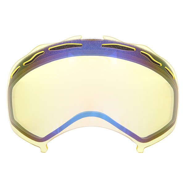 Линза для маски Oakley Repl. Lens Splice Dual Vented/H.i. Yellow