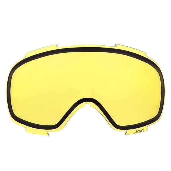 Линза для маски Anon Tempest Lens Yellow
