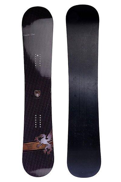 Сноуборд Limited4You Dragon 154 BlackМужской сноубордLimited4you Dragon- это недорогой универсальный сноуборд для новичка. Идеально подойдет для первых азов на сноуборде или если вы не собираетесь много и часто кататься. Характеристики: Геометрия: Twin Tip. Скользяк: Extruded Base. Сердечник: Wooden Core. UHMW Sidewalls (Ultra High Molecular Weight) - боковины выполнены из сверхпрочного эластомера, соединенного с пятью слоями древесины для бескомпромиссной прочности.<br><br>Цвет: черный<br>Тип: Сноуборд<br>Возраст: Взрослый<br>Пол: Мужской