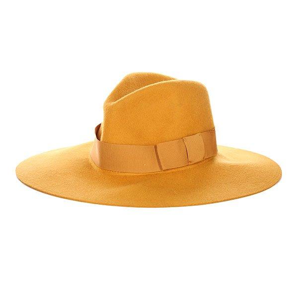 Шляпа женская Brixton Piper Hat MustardШляпа с широкими полями добавит изюминку вашему стилю.Характеристики:Женская летняя шляпа. Широкие поля.Тканевая лента.<br><br>Цвет: коричневый<br>Тип: Шляпа<br>Возраст: Взрослый<br>Пол: Женский