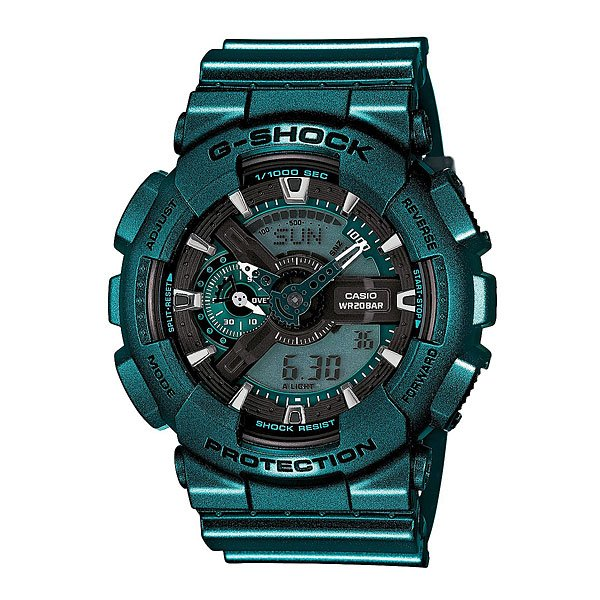 Часы Casio G-Shock Ga-110nm-3a Green