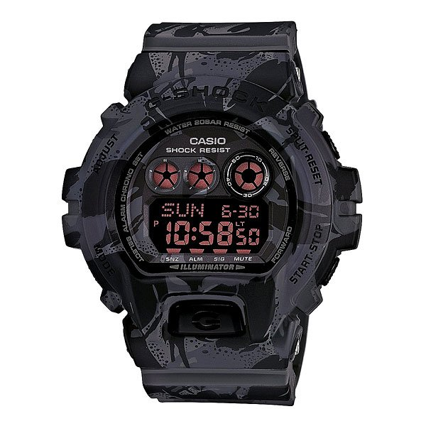 Часы Casio G-Shock Gd-x6900mc-1e Black/Grey