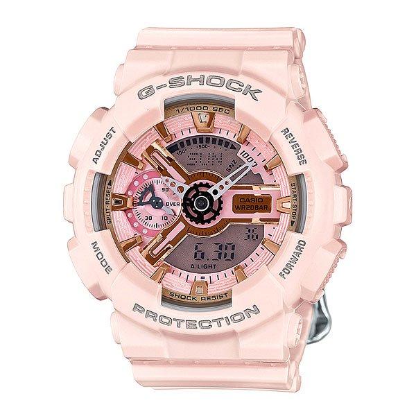 Часы женские Casio G-Shock Gma-s110mp-4a2 Pink