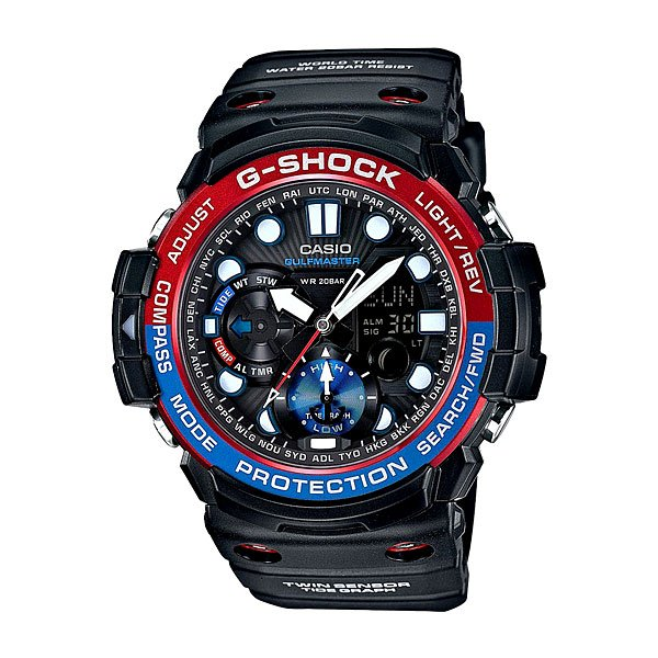 Часы женские Casio G-Shock Gn-1000-1a Black