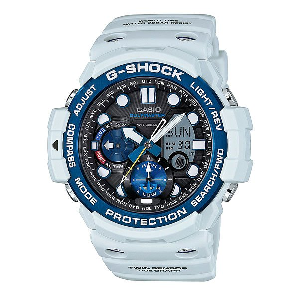 ���� ������� Casio G-Shock Gn-1000c-8a Blue