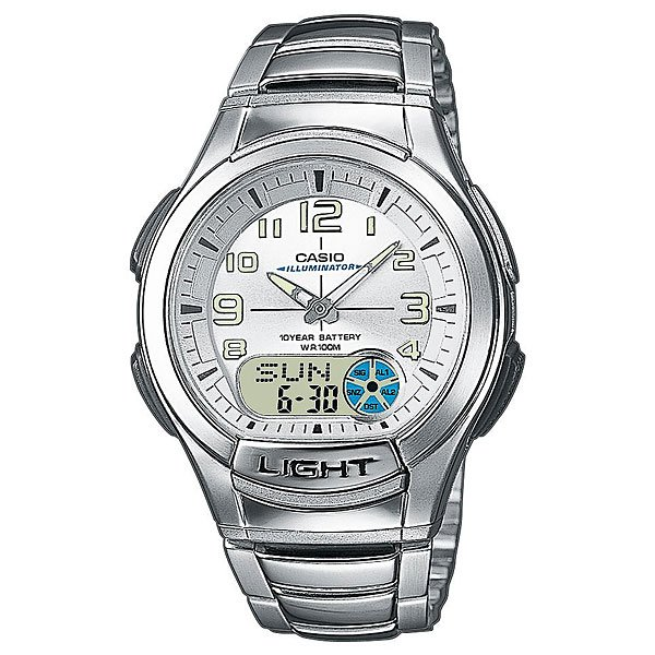 Часы Casio Collection Aq-180wd-7b Grey
