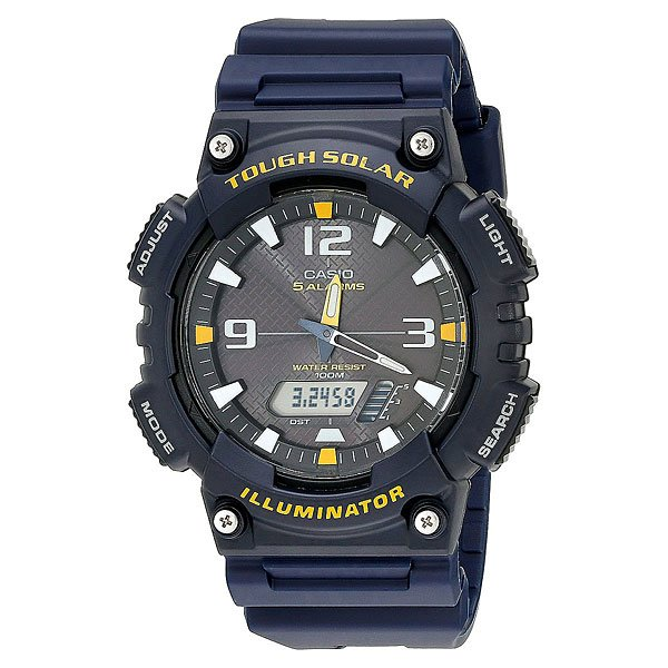 Часы Casio Collection Aq-s810w-2a Blue