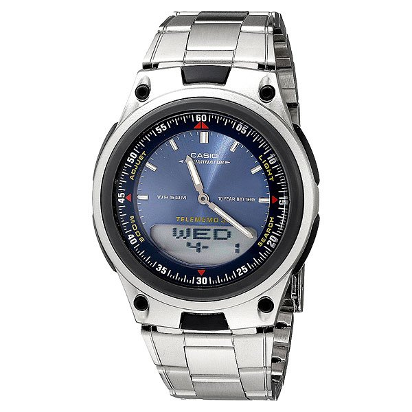 Часы Casio Collection Aw-80d-2a Grey