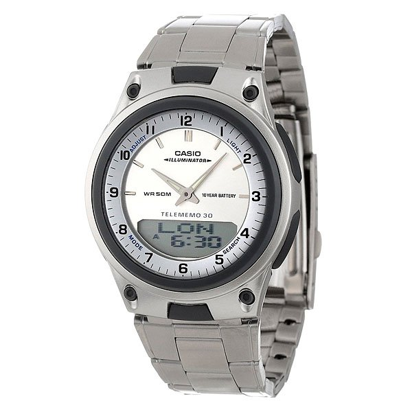 Часы Casio Collection Aw-80d-7a Grey