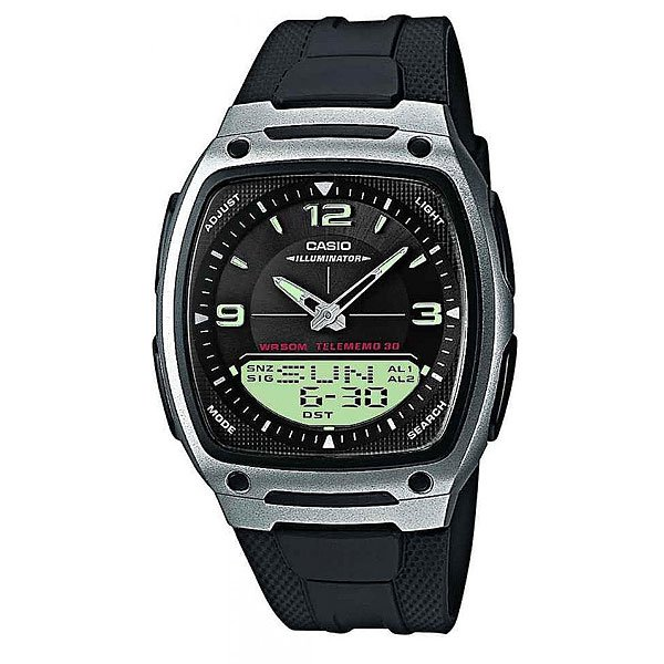 Часы Casio Collection Aw-81-1a1 Black