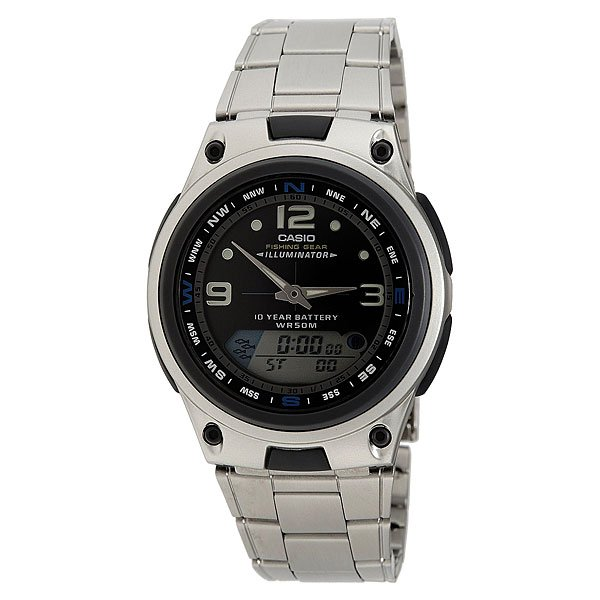 Часы Casio Collection Aw-82d-1a Grey