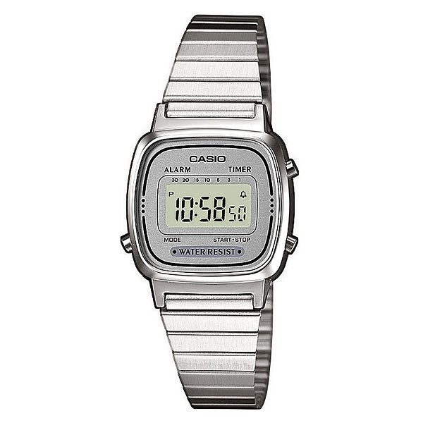 Часы Casio Collection La670wea-7e Grey