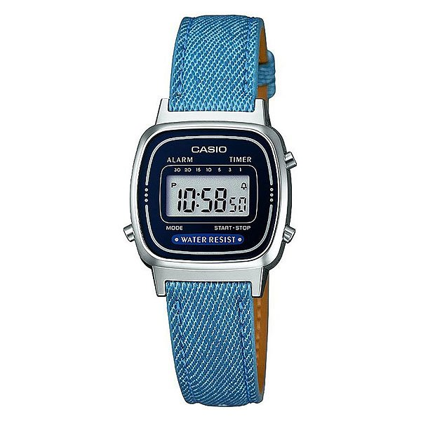 Часы Casio Collection La670wel-2a Blue