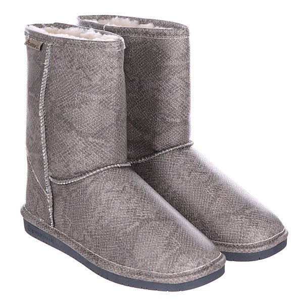 ���� ������� Bearpaw Emma Short Dark Snake