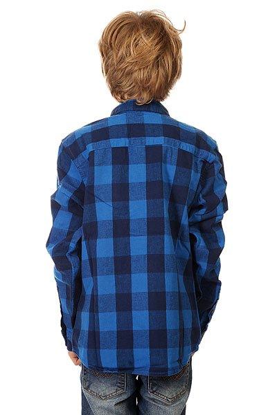 Рубашка в клетку детская Quiksilver Motherfly Victoria от Proskater