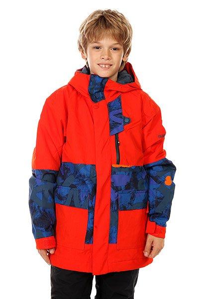 Куртка детская Quiksilver York Yth Jkt Poinciana