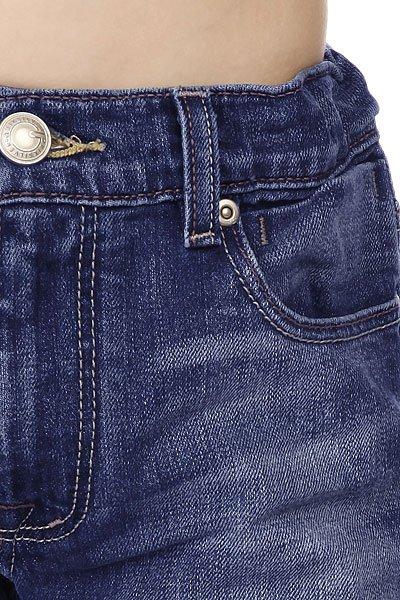 Джинсы узкие детские Quiksilver Distmedblunawyt Medium Blue от Proskater
