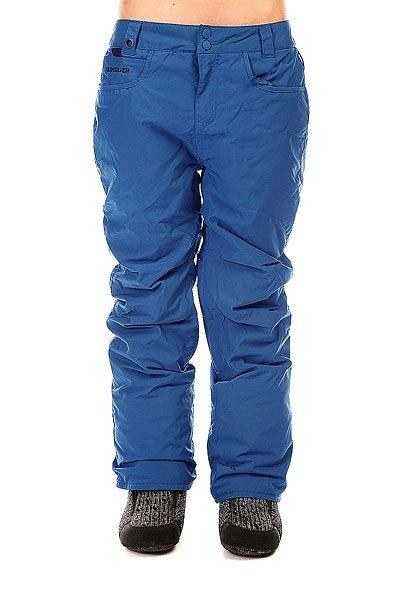 Штаны сноубордические детские Quiksilver State Olympian Blue