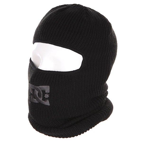 Балаклава DC Facemask Anthracite<br><br>Цвет: черный<br>Тип: Балаклава<br>Возраст: Взрослый<br>Пол: Мужской
