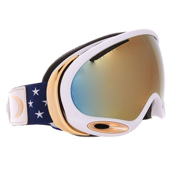 ����� ��� ��������� Oakley Aframe 2.0 Lindsey Vonn Stars And Stripes 24k Iridium