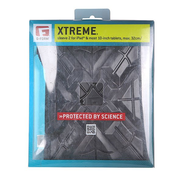 Чехол для iPad 2 G-Form Extreme Sleeve Black