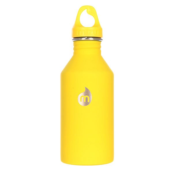 Бутылка для воды Mizu M6 600ml St Yellow Le W Yellow Loop Cap