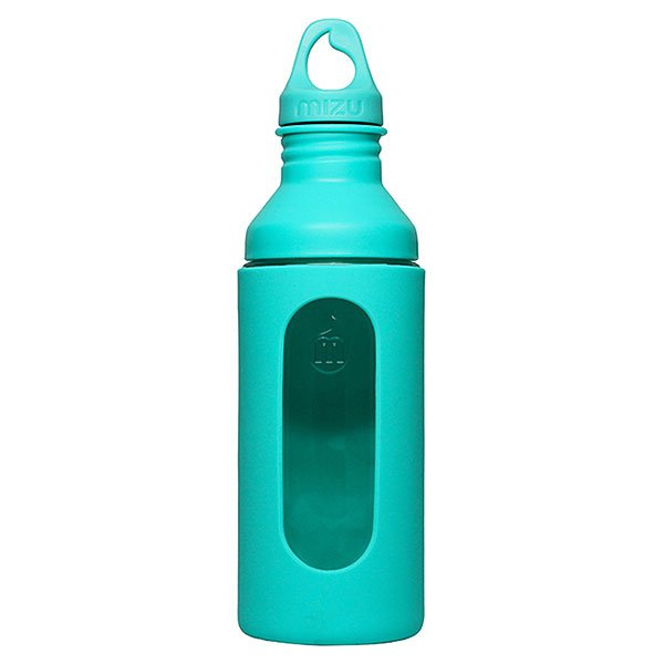Бутылка для воды Mizu G7 700ml Glass Bottle Mint W Loop Cap бутылка для воды mizu m8 st blue le w blue loop cap o s