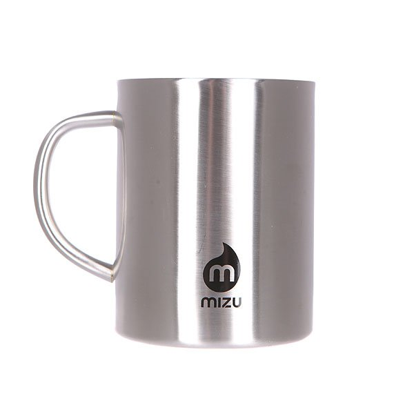 Кружка Mizu Camp Cup Stainless W Black Print
