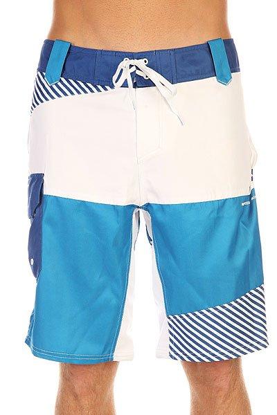 Шорты пляжные Picture Organic Active Blue<br><br>Цвет: голубой<br>Тип: Шорты пляжные<br>Возраст: Взрослый<br>Пол: Мужской