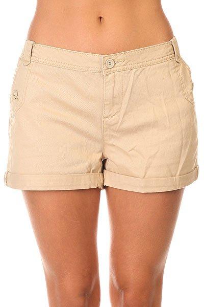 где купить Шорты классические женские Zoo York Best Shorts Trader по лучшей цене