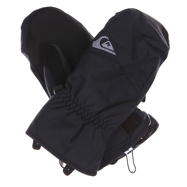 ������� ��������������� Quiksilver Cross Mitten Black