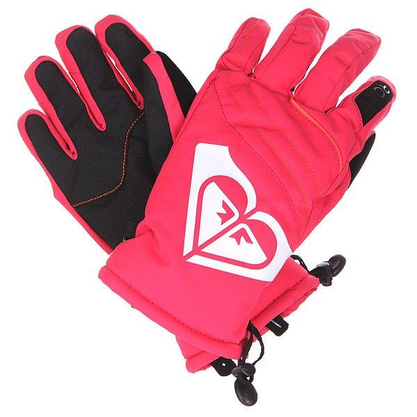 Перчатки сноубордические женские Roxy Popi Gloves Azalea