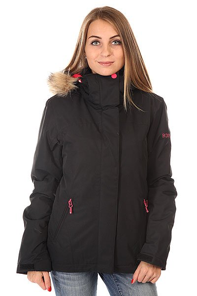 Куртка женская Roxy Jet Ski Sold Jk Anthracite
