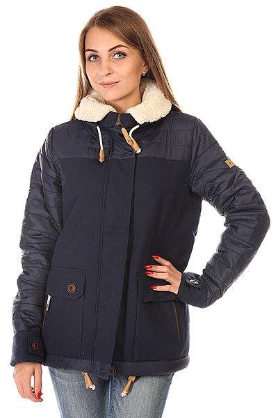 Куртка женская Roxy Jasmin Jk Peacoat