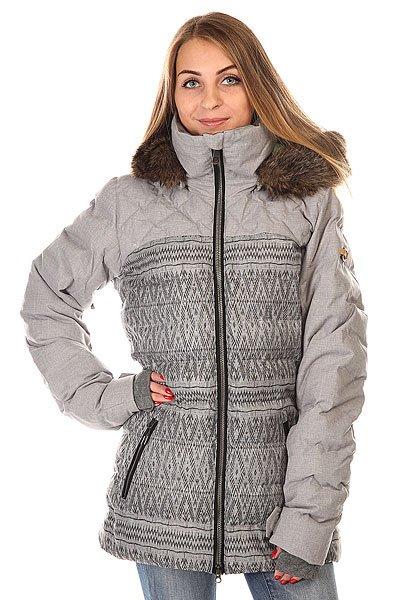 Куртка женская Roxy Quinn Jk J Snjt Dixie Dark Grey BIOTHERMТехнологичная катальная, а также супер-теплая куртка &amp;ndash; отлично обеспечит защиту на целый день!    Данная куртка входит в линейку уникальной капсульной коллекции, созданную благодаря усилиям Roxy и Biotherm &amp;ndash; ENJOY &amp;amp; CARE. Специальная пропитка внутренней части гейтора или воротника куртки, ухаживает за кожей во время катания.    Технологичность:  &amp;nbsp; &amp;middot;&amp;nbsp;&amp;nbsp;&amp;nbsp;&amp;nbsp;&amp;nbsp;&amp;nbsp;&amp;nbsp;&amp;nbsp; Система Dry Flight, благодаря которой ткань не пропускает воду внутрь и отлично дышит &amp;middot;&amp;nbsp;&amp;nbsp;&amp;nbsp;&amp;nbsp;&amp;nbsp;&amp;nbsp;&amp;nbsp;&amp;nbsp; Мембрана 10K &amp;middot;&amp;nbsp;&amp;nbsp;&amp;nbsp;&amp;nbsp;&amp;nbsp;&amp;nbsp;&amp;nbsp;&amp;nbsp; Critically &amp;ndash; все критические швы проклеены &amp;middot;&amp;nbsp;&amp;nbsp;&amp;nbsp;&amp;nbsp;&amp;nbsp;&amp;nbsp;&amp;nbsp;&amp;nbsp; Система 1-Way hood &amp;ndash; регулировка капюшона по глубине &amp;middot;&amp;nbsp;&amp;nbsp;&amp;nbsp;&amp;nbsp;&amp;nbsp;&amp;nbsp;&amp;nbsp;&amp;nbsp; Снегозащитная юбка с креплениями &amp;middot;&amp;nbsp;&amp;nbsp;&amp;nbsp;&amp;nbsp;&amp;nbsp;&amp;nbsp;&amp;nbsp;&amp;nbsp; Моментальный доступ к карману с MP3 плеером (media) &amp;middot;&amp;nbsp;&amp;nbsp;&amp;nbsp;&amp;nbsp;&amp;nbsp;&amp;nbsp;&amp;nbsp;&amp;nbsp; Карман для маски (Goggle) &amp;middot;&amp;nbsp;&amp;nbsp;&amp;nbsp;&amp;nbsp;&amp;nbsp;&amp;nbsp;&amp;nbsp;&amp;nbsp; Манжеты из лайкры (hammocks) &amp;middot;&amp;nbsp;&amp;nbsp;&amp;nbsp;&amp;nbsp;&amp;nbsp;&amp;nbsp;&amp;nbsp;&amp;nbsp; Вентиляционные отверстия на молниях &amp;ndash; ventings по швам &amp;middot;&amp;nbsp;&amp;nbsp;&amp;nbsp;&amp;nbsp;&amp;nbsp;&amp;nbsp;&amp;nbsp;&amp;nbsp; Новейший технологичный утеплитель &amp;ndash; 3М thinsulate FEathERLESS 350 Грамм/ 600 грамм<br><br>Цвет: фиолетовый<br>Тип: Куртка утепленная<br>Возраст: Взрослый<br>Пол: Женский