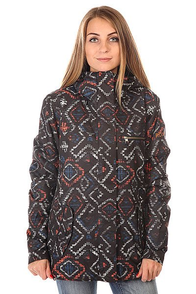 Куртка женская Roxy Jetty 3n1 Jk J Snjt Kilim куртка парка женская roxy ferley j military olive