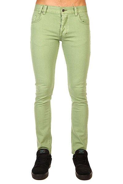 Джинсы узкие Insight Skinny Swamp джинсы узкие мужские зауженные insight buzzcock slim black acid