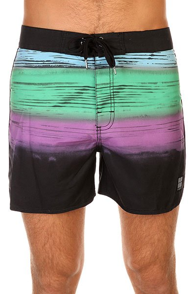 Шорты пляжные Insight Short Stripe Floyd Black