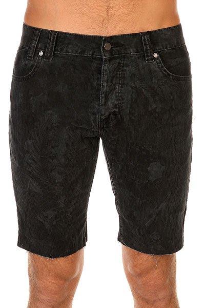 Шорты классические Insight Jeans Beaten Floyd<br><br>Цвет: черный<br>Тип: Шорты классические<br>Возраст: Взрослый<br>Пол: Мужской