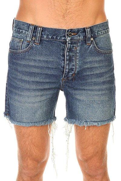 Шорты джинсовые Insight Jeans Blue шорты джинсовые insight jeans grey acid